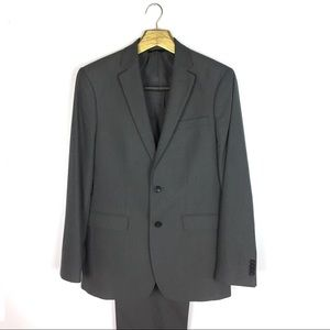 BANANA REPUBLIC Gray 2pc Suit